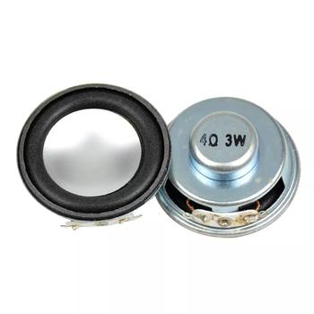 40mm 4Ω 3W Audio Stereo Woofer Loudspeaker