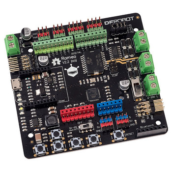 Romeo V2 Arduino Robot Board with Motor Driver