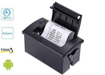 RS232 / TTL Arduino Thermal Receipt printer