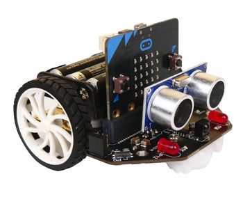 Micro: Maqueen Lite graphical programming Robot