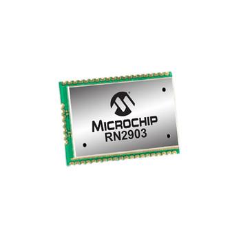 RN2483, LoRa, LoRaWAN, IOT, 433/868Mhz module