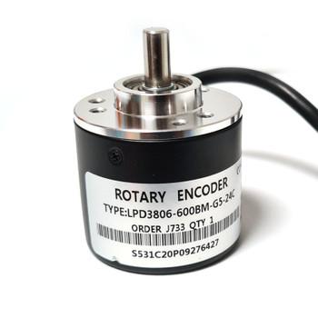 LPD3806 600 Pulse Rotary Encoder