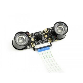 IMX219-77IR Camera, 8 MP, IR Night Vision Camera