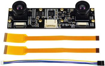Dual IMX219 8MP Stereo/Depth Vision Camera