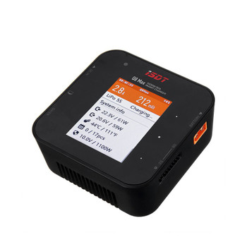 ISDT Q8 500W 20A Battery Balance Charger 1-8S