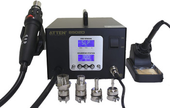 ATTEN AT8502D Hot Air Rework and Soldering Station