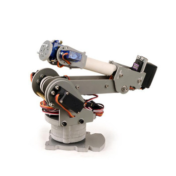 IRB4400 Industrial 6-DOF Robotic Arm (Unassembled)