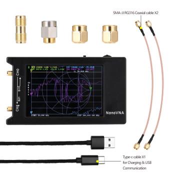 Network Analyzer 10KHz-1.5GHz HF VHF UHF