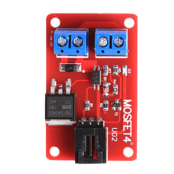 IRF540 MOSFET High Voltage DC Power Switch