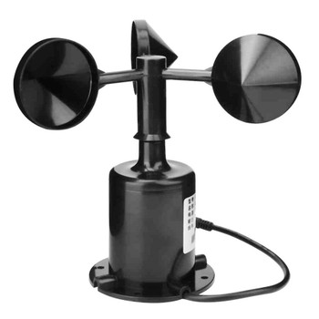 Wind Speed Sensor 0-5V Transmitter Anemometer