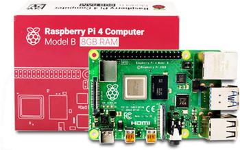 Raspberry Pi 4B - 8GB RAM
