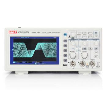 UTD2102CEX 2 Channels Digital Storage Oscilloscope