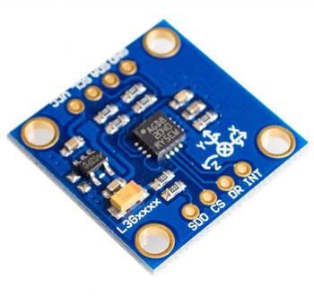 MPU 60003 3-Axis Digital Gyro Accelerometer