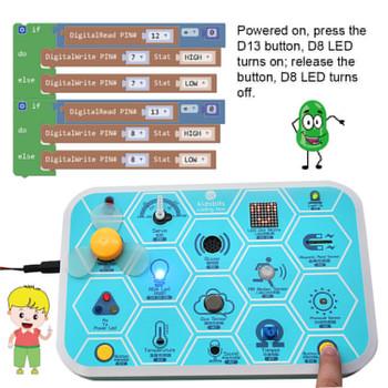 Kidsbits Maker coding box V1.0 STEM Education 7+
