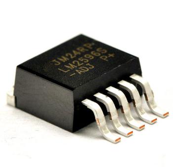 LM2596HVS-ADJ Step-down 5V regulator