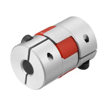 8mm x 8mm Jaw servo motor Coupling