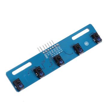 5 Channel Infrared Reflective Sensor TCRT5000