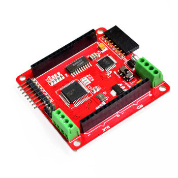Full-color RGB LED Dot Matrix Display Driver Board Module