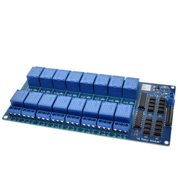 5V 16 Channel Relay Module