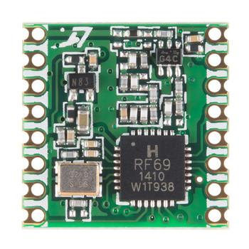 RFM69HCW Wireless Transceiver - 868MHz