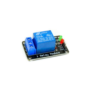 12V 1 Channel Relay Module