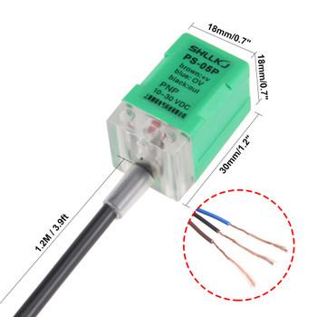Green PS-05P PNP DC10-30V Inductive proximity Sensor