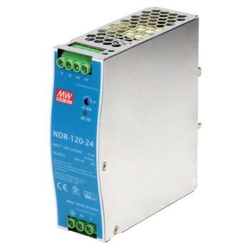 NDR-120-24 24V DC Output 120W 24V 5A Power Supply