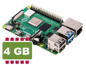 Raspberry Pi 4B - 4GB RAM
