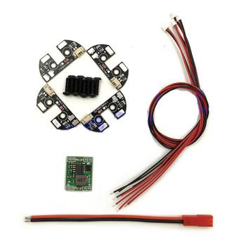 TBS drone navigation light 4pcs 5V