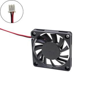 DC Axial Cooling Fan 6060 UL CE RoHS