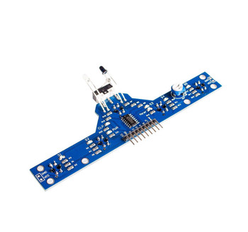 5 Channel Tracking Sensor Module