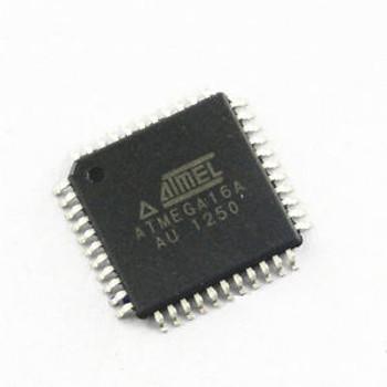 ATMEGA16A-AU, 8bit ,16MHz 44-Pin TQFP