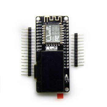 ESP-12F wemos for ESP12F 0.96 INCH OLED