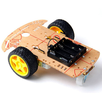 Smart Bot 2WD Wheel Chassis