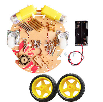 2wd Motor Car RT-4  Arduino Smart Car