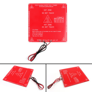 RepRap MK2B 3D Printer PCB Heat Bed