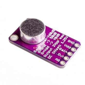 MAX9814 Microphone Amplifier module