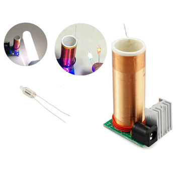 Tesla Coil Wireless Transmission Kit