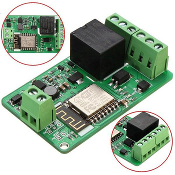 ESP8266 10A 220V Network Relay WIFI Module