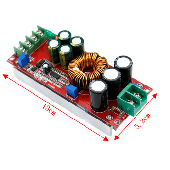 1200W 20A DC Converter Boost/Step-up Module