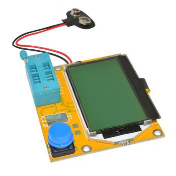 ESR Meter  Transistor/Diode/Capacitance Tester