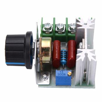 AC 220V 2000W SCR/motor speed Regulator