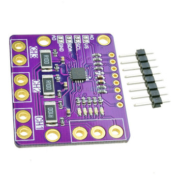 INA3221 Power Supply Voltage Monitor Board