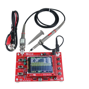 "DSO138 2.4"" TFT Digital Oscilloscope"