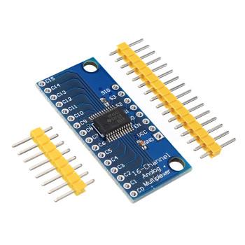 16-Channel Analog Digital Multiplexer