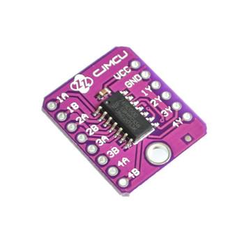 SN74HC00D four 2 positive input NAND gate module