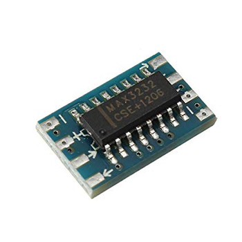 RS232 MAX3232 to TTL Converter Adaptor Board