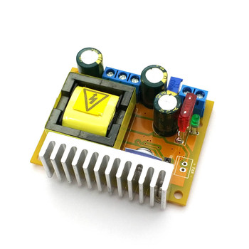 DC-DC booster high voltage ZVS charging Module