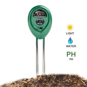 3 in 1 Soil Analysis Tester Detector