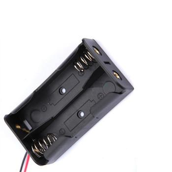 2 X AA Plastic Battery Holder